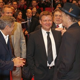 Clooney, George / von Dohnányi, Justus / Murray, Bill / 64. Berlinale 2014