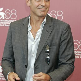 George Clooney / 68. Internationale Filmfestspiele Venedig 2011 Poster