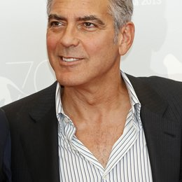 George Clooney / 70. Internationale Filmfestspiele Venedig 2013 Poster