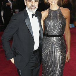 George Clooney / Stacy Keibler / 85th Academy Awards 2013 / Oscar 2013 Poster