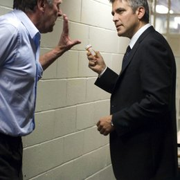 Michael Clayton / Tom Wilkinson / George Clooney Poster