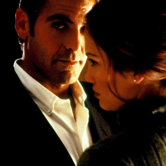 Out of Sight / George Clooney / Jennifer Lopez Poster