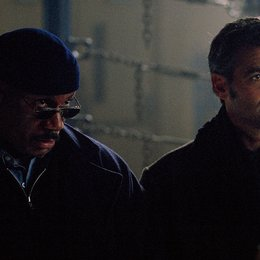 Out of Sight / George Clooney / Ving Rhames Poster