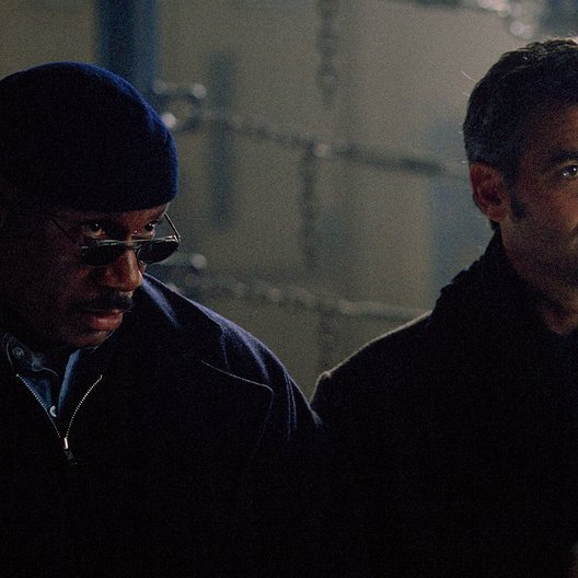 Out of Sight / George Clooney / Ving Rhames