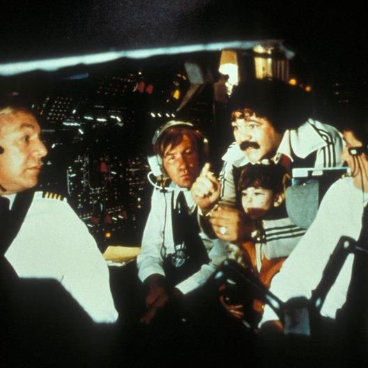 Airport '80 - Die Concorde / George Kennedy / David Warner / Avery Schreiber / Alain Delon Poster