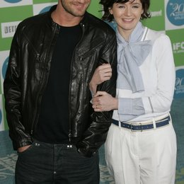 20th Independent Spirit Award 2005 / Gerard Butler und Emily Mortimer