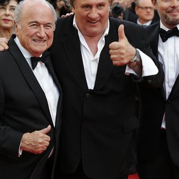 Gérard Depardieu / 67. Internationale Filmfestspiele von Cannes 2014 Poster