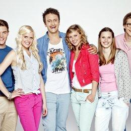 Hotel 13 - Staffel 1 / Gerrit Klein / Patrick Baehr / Marcel Glauche / Carola Schnell / Julia Schäfle / Hanna Scholz Poster