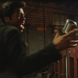 Get On Up / Chadwick Boseman Poster
