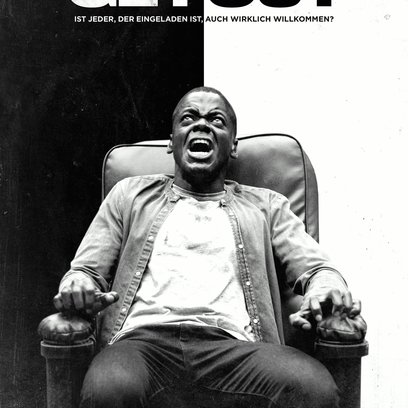 Get Out Poster Poster