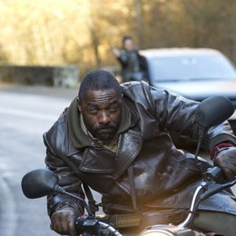 Ghost Rider: Spirit of Vengeance / Idris Elba Poster