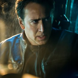 Ghost Rider: Spirit of Vengeance / Nicolas Cage Poster