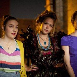 Girls / Girls (1. Staffel, 10 Folgen) / Allison Williams / Lena Dunham / Jemima Kirke Poster