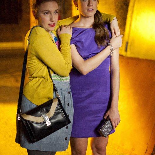 Girls / Girls (1. Staffel, 10 Folgen) / Allison Williams / Lena Dunham Poster