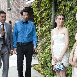 Girls / Girls (1. Staffel, 10 Folgen) / Allison Williams / Zosia Mamet / Alex Karpovsky / Christopher Abbott Poster