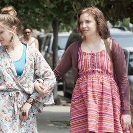 Girls / Girls (1. Staffel, 10 Folgen) / Lena Dunham / Jemima Kirke Poster