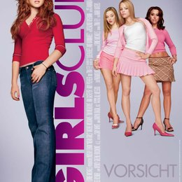 Girls Club - Vorsicht bissig! / Mean Girls Poster