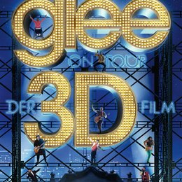 Glee on Tour - Der 3D Film / Glee Live! 3D! Poster