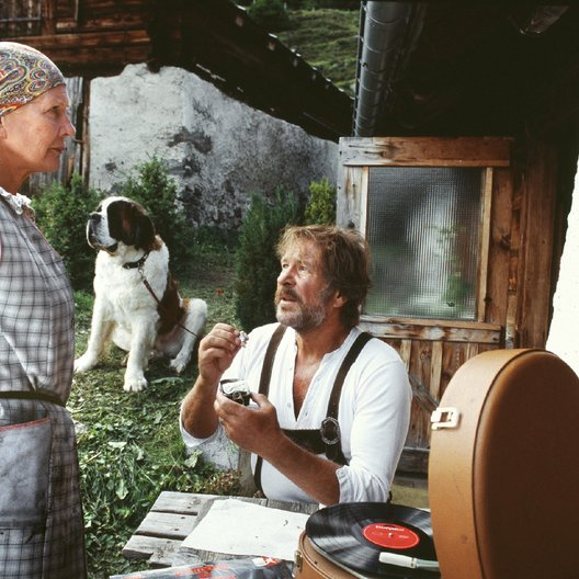 Liebe versetzt Berge - Alpenglühen II (ARD) / Götz George / Christiane Hörbiger Poster