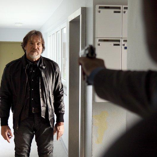 Nachtschicht: Reise in den Tod (ZDF) / Götz George Poster
