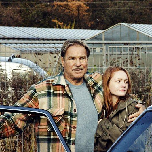 Papa allein zu Haus (ZDF) / Janina Stopper / Götz George Poster