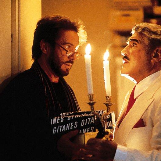 Rossini - oder die mörderische Frage, wer mit wem schlief / Götz George / Mario Adorf Poster