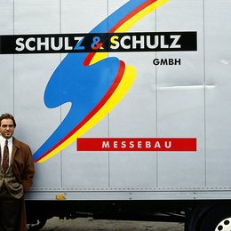 Schulz & Schulz II / Götz George Poster