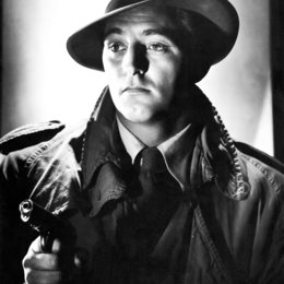 Goldenes Gift - Out of The Past / Robert Mitchum Poster