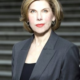 Good Wife / Christine Baranski Poster