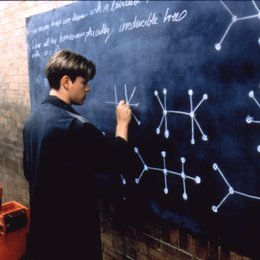 Good Will Hunting / Matt Damon Poster