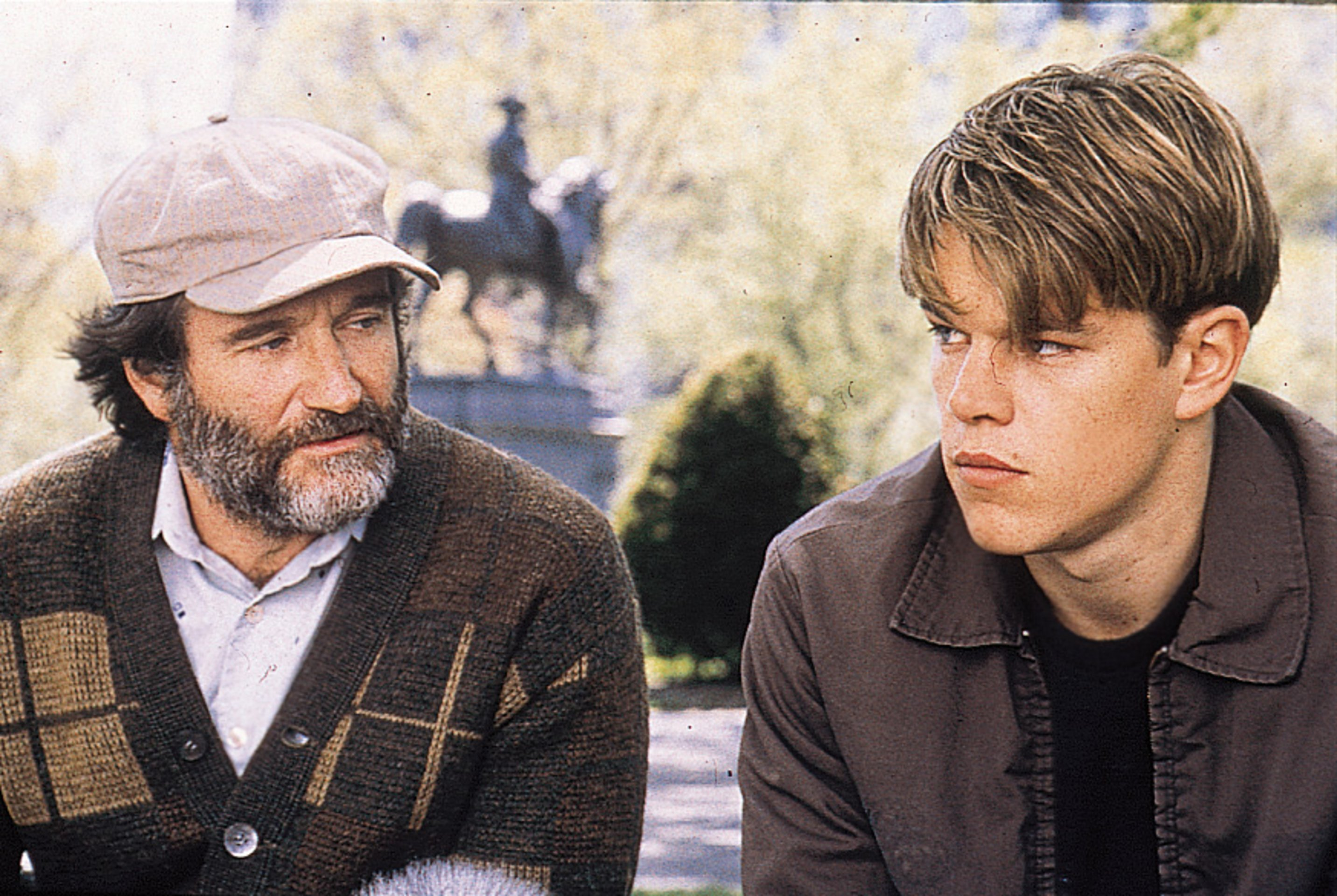 an analysis of the movie good will hunting Free college essay good will hunting this paper will discuss the relationship between will hunting and the psychologist sean mcguire in the movie good will hunting.