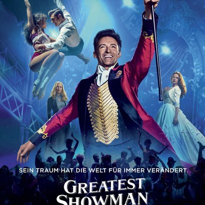 Greatest Showman, The Poster