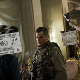 Green Zone / Matt Damon / Set