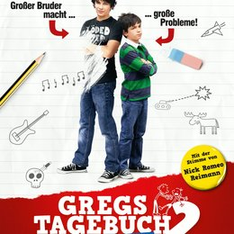 Gregs Tagebuch 2: Gibt's Probleme? / Gregs Tagebuch 2 : Gibt's Probleme? Poster