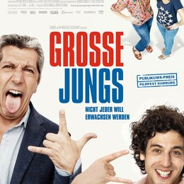 Große Jungs - Forever Young Poster