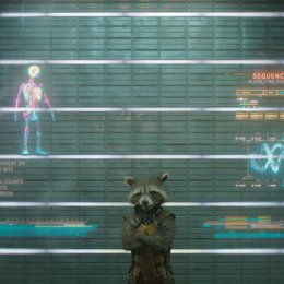 Guardians of the Galaxy / Bradley Cooper Poster
