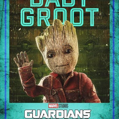 82257-groot Poster