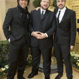 """González Iñárritu , Alejandro / Guillermo del Toro / Alfonso Cuarón / """"Tres Amigos"""" Poster"""