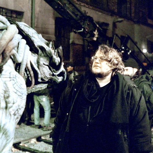 Hellboy / Guillermo Del Toro / Set Poster