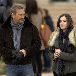 3 Days to Kill / Kevin Costner / Hailee Steinfeld Poster