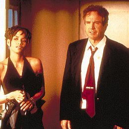 Bulworth / Warren Beatty / Halle Berry Poster