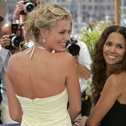 Romijn, Rebecca / Berry, Halle / 59. Filmfestival Cannes 2006 Poster