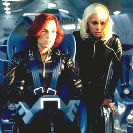 X-Men 2 / Famke Janssen / Halle Berry Poster