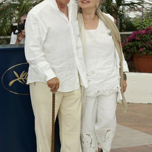 Kurtiz, Tuncel / Schygulla, Hanna / 60. Filmfestival Cannes 2007