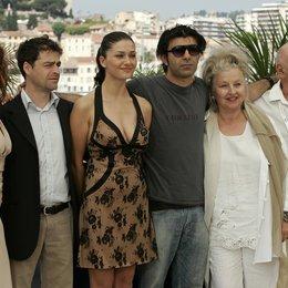 Yesilçay, Nurgül / Fatih, Akin / Schygulla, Hanna / Kurtiz, Tuncel / 60. Filmfestival Cannes 2007