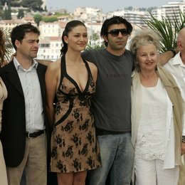 Yesilçay, Nurgül / Fatih, Akin / Schygulla, Hanna / Kurtiz, Tuncel / 60. Filmfestival Cannes 2007 Poster