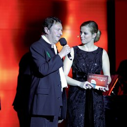 Entertainment Night 2013 / Video Champion 2013 / Hans-Jürgen Buchner und Nina Eichinger Poster