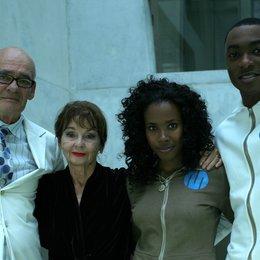 "Hans-Michael Rehberg, Ingrid Andree, Regine Nehy und Billy Britt Jr. sind die Hauptdarsteller in ""Transfer"" Poster"