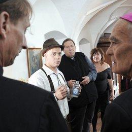 Pfarrer Braun: Ausgegeigt (ARD) / Ottfried Fischer / Antonio Wannek / Gundi Ellert Poster