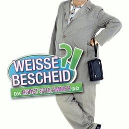Weisse Bescheid?! - Das Horst Schlämmer Quiz / Hape Kerkeling Poster